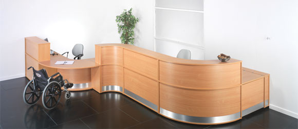 Reception Desks Manchester