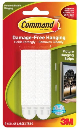 3M command strips
