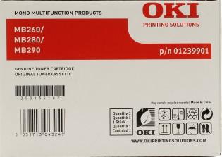 Oki MB280 Toner Cartridge