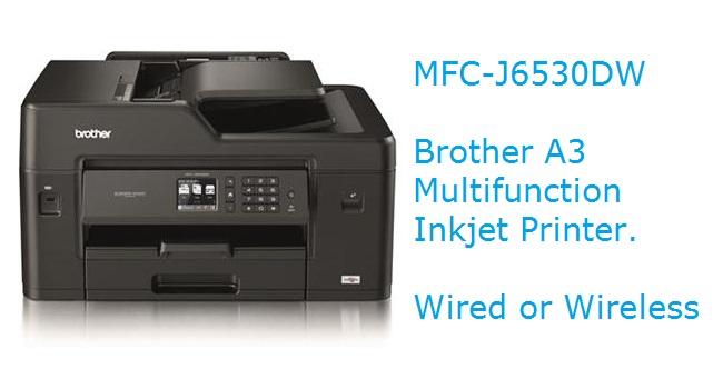 Brother MFC-J6530DW Printer