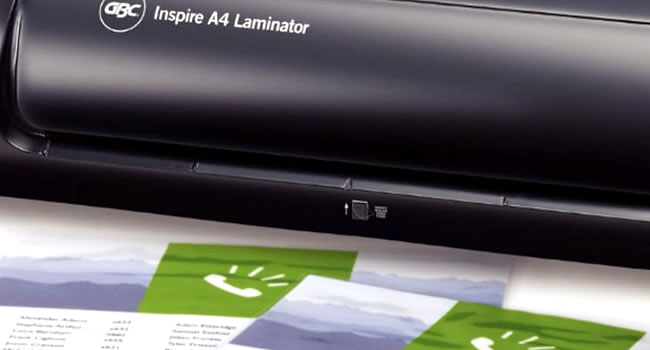 GBC A3 Laminator