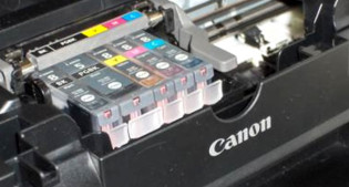 Canon CLI-42 Multipack Inks For The Pixma Pro-100S 18