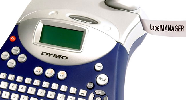 Dymo Label Printer and Dymo Labels | Octopus Manchester