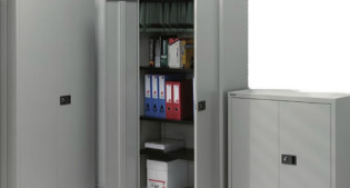 Storage Cupboards For Stationery Or Files - With Free Delivery! 5