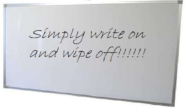 Drywipe Board in all Sizes, Magnetic or Standard ...