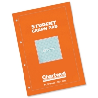 Buy Chartwell Graph Pads In A4 And A3 Size 20