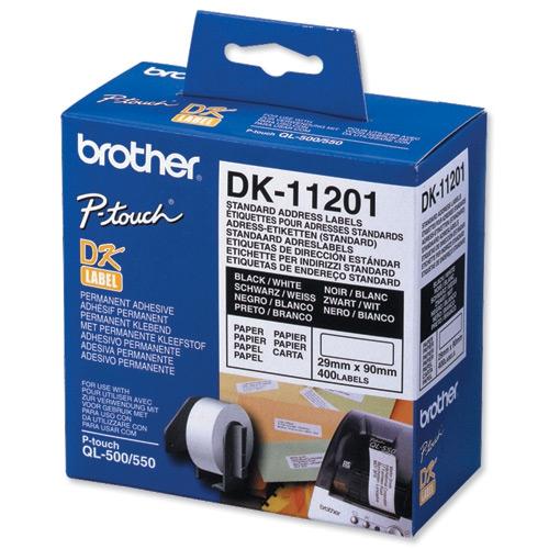 DK11201- label