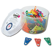 Coloured-Paper-Clips