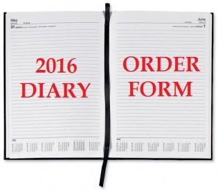 2018 DIARY FORM 7