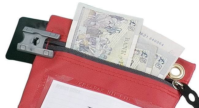 Versapak Cash Bag
