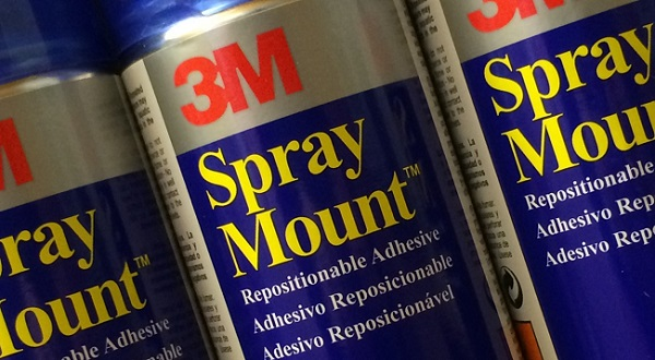 Spray Mount Adhesive 3m Spray Glue Manchester Octopus Uk