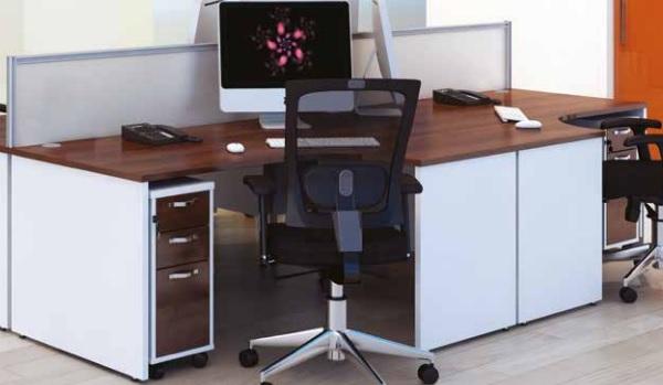 walnut office furniture. Duo Office Furniture Walnut
