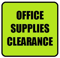 Stock Clearance - Office Supplies And Furniture 16
