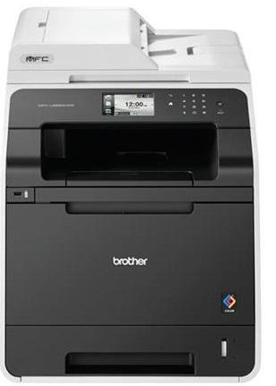 Brother Colour Laser Multifunction Printer Offer 19