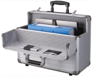 Alumaxx Omega Trolley Case
