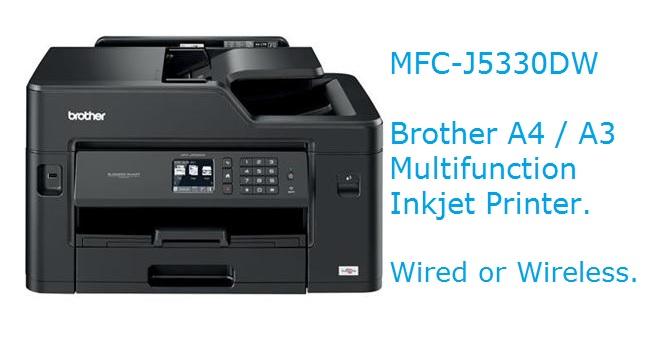 MFC-J5530DW Multifuction Printer