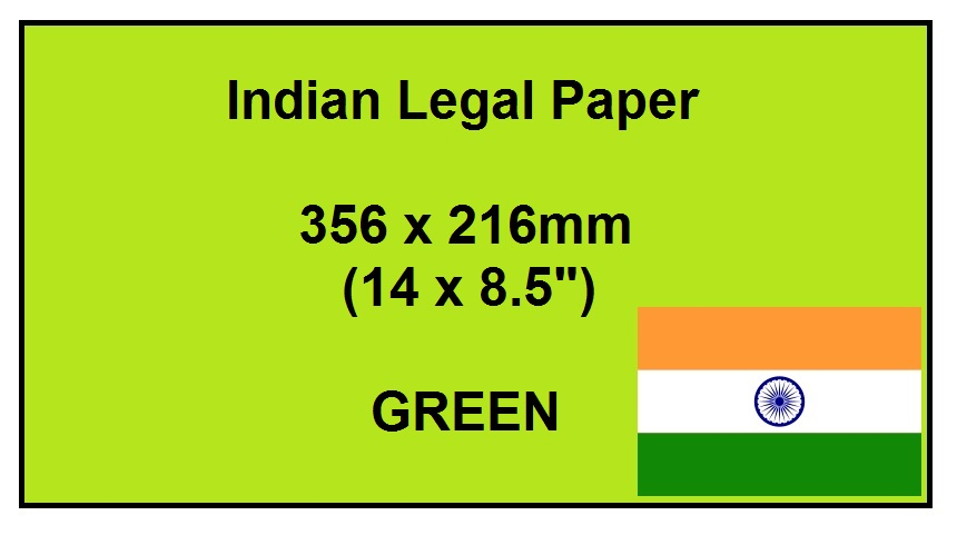 indian legal paper green legal papers printer paper octopus