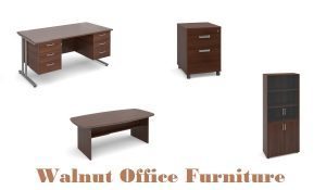 Walnut Office Furniture For Your Office 14