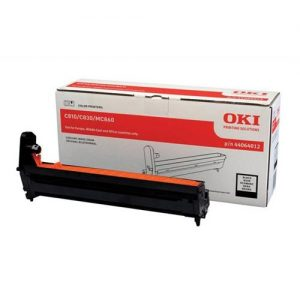 OKI Laser Drum Unit Page Life 20000pp Black Ref 44064012 | 878813