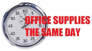 Need Office Supplies The Same Day In Manchester? 24