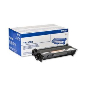 Brother Laser Toner Cartridge High Yield Page Life 8000pp Black Ref TN3380 | 102157
