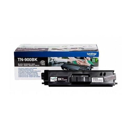 Brother Laser Toner Cartridge Super High Yield Page Life 6000pp Black Ref TN900BK | 112069