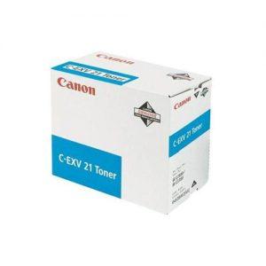 Canon CEXV21 Laser Toner Cartridge Page Life 14000pp Cyan Ref IR2880CTONER | 123505
