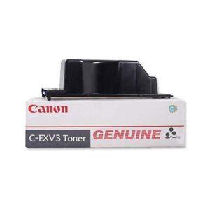 Canon C-EXV3 Laser Toner Cartridge for IR2200/2800/3300 Black Ref 6647A002 | 123546