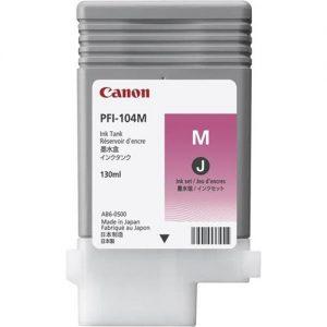 Canon PFI-102M Ink Tank Magenta Ref 0897B001AA | 124008