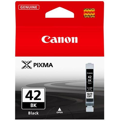 Canon CLI-42 Black Ink Cartridge Ref 6384B001 | 131957