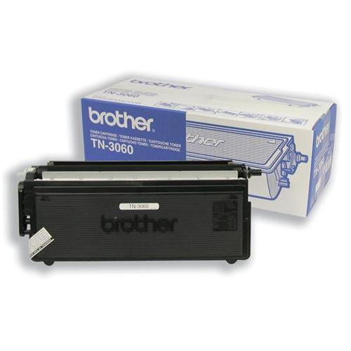 Brother Laser Toner Cartridge Page Life 6700pp Black Ref TN3060 | 132404