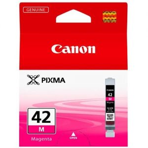 Canon CLI-42M Inkjet Cartridge Capacity 13ml Magenta Ref 6386B001 | 132787