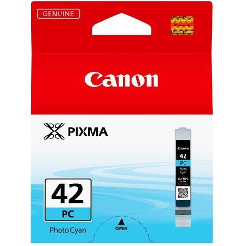 Canon CLI-42PC Photo Ink Tank Capacity 13ml Cyan Ref 6388B001   132788