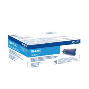 Brother TN423C Toner Cartridge High Yield Page Life 4000pp Cyan Ref TN423C | 145195