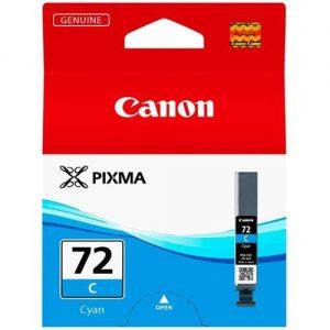 Canon PGI-72 Inkjet Cartridge Page Life 525pp Cyan Ref 6404B001 | 161777