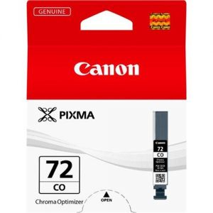 Canon PGI-72 Chroma Optimiser Inkjet Cartridge Page Life 165pp Clear Ref 6411B001 | 162930