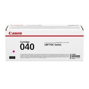Canon 040 Laser Toner Cartridge Page Life 5400pp Magenta Ref 0456C001 | 163024