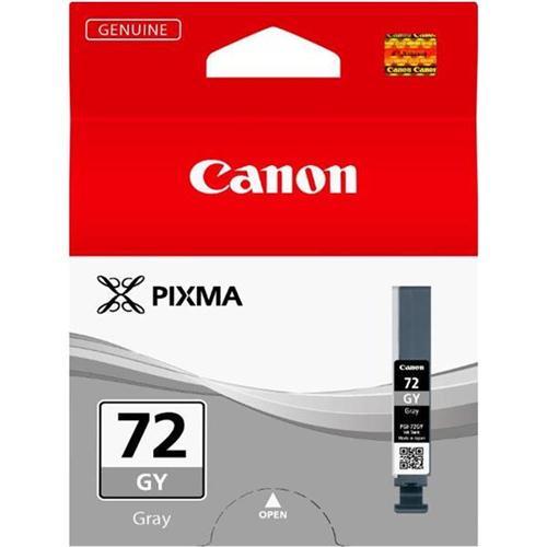 Canon PGI-72 Inkjet Cartridge Page Life 165pp Grey Ref 6409B001   164079