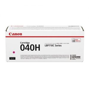 Canon 040H Laser Toner Cartridge High Yield Page Life 10000pp Magenta Ref 0457C001 | 164143