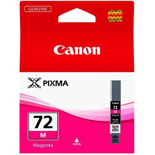 Canon PGI-72 Inkjet Cartridge Page Life 710pp Magenta Ref 6405B001 | 165353