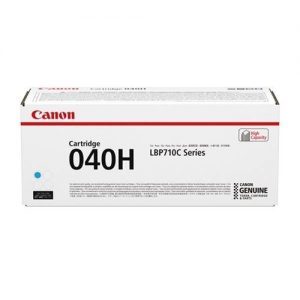 Canon 040H Laser Toner Cartridge High Yield Page Life 10000pp Cyan Ref 0459C001 | 166544