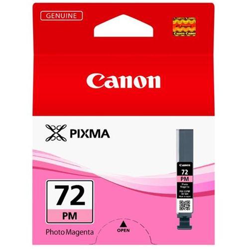 Canon PGI-72 Inkjet Cartridge Page Life 303pp Photo Magenta Ref 6408B001   168883