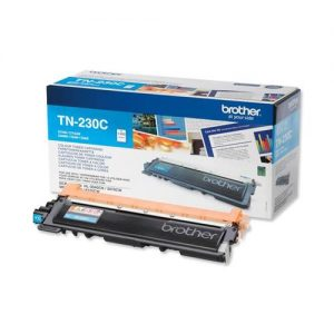 Brother Laser Toner Cartridge Page Life 1400pp Cyan Ref TN230C   181772