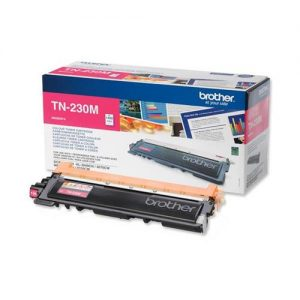 Brother Laser Toner Cartridge Page Life 1400pp Magenta Ref TN230M | 181934
