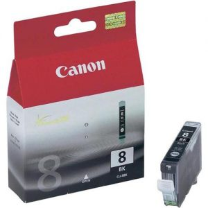 Canon CLI-8BK Inkjet Cartridge Black Ref 0620B001 | 208524