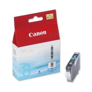 Canon CLI-8PC Inkjet Cartridge Page Life 7485pp Photo Cyan Ref 0624B001 | 208574