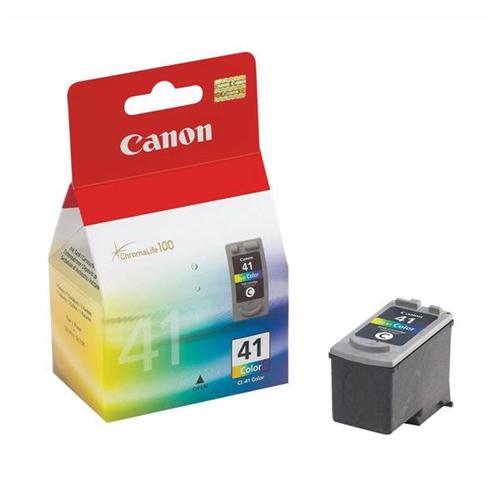 Canon CL-41 Inkjet Cartridge Page Life 308pp Colour Ref 0617B001 | 208590