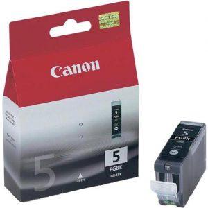 Canon PGI-5BK Inkjet Cartridge Black Ref 0628B001 | 208621