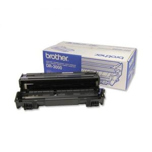 Brother Laser Drum Unit Page Life 20000pp Black Ref DR3000 | 215666
