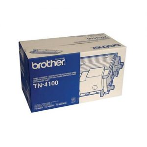 Brother Laser Toner Cartridge Black Ref TN4100 | 215674